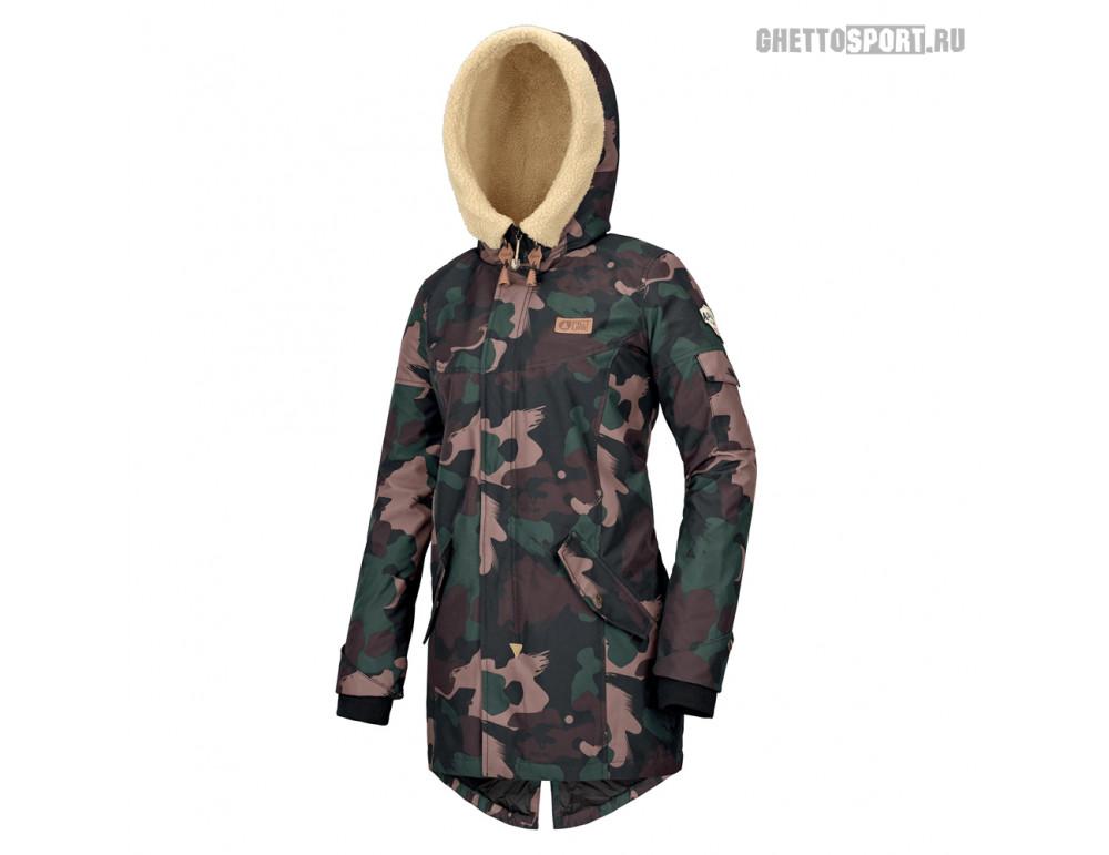 Куртка Picture Organic 2020 Camdem Jkt Camo M