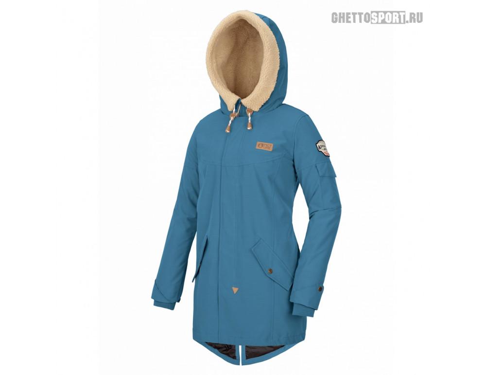 Куртка Picture Organic 2020 Camdem Jkt Petrol Blue