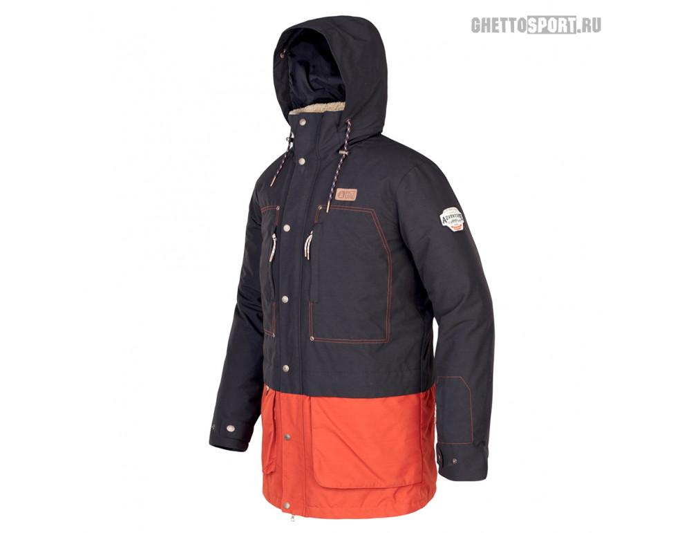 Куртка Picture Organic 2020 Dann Jkt Black