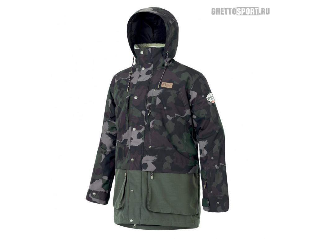 Куртка Picture Organic 2020 Dann Jkt Camo