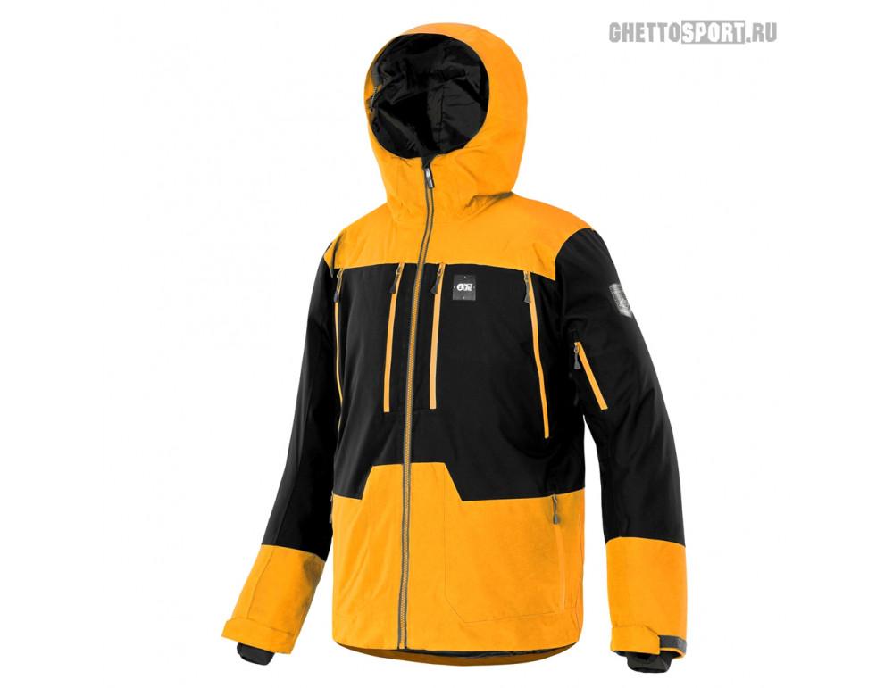 Куртка Picture Organic 2020 Duncan Jkt 3In Yellow XL