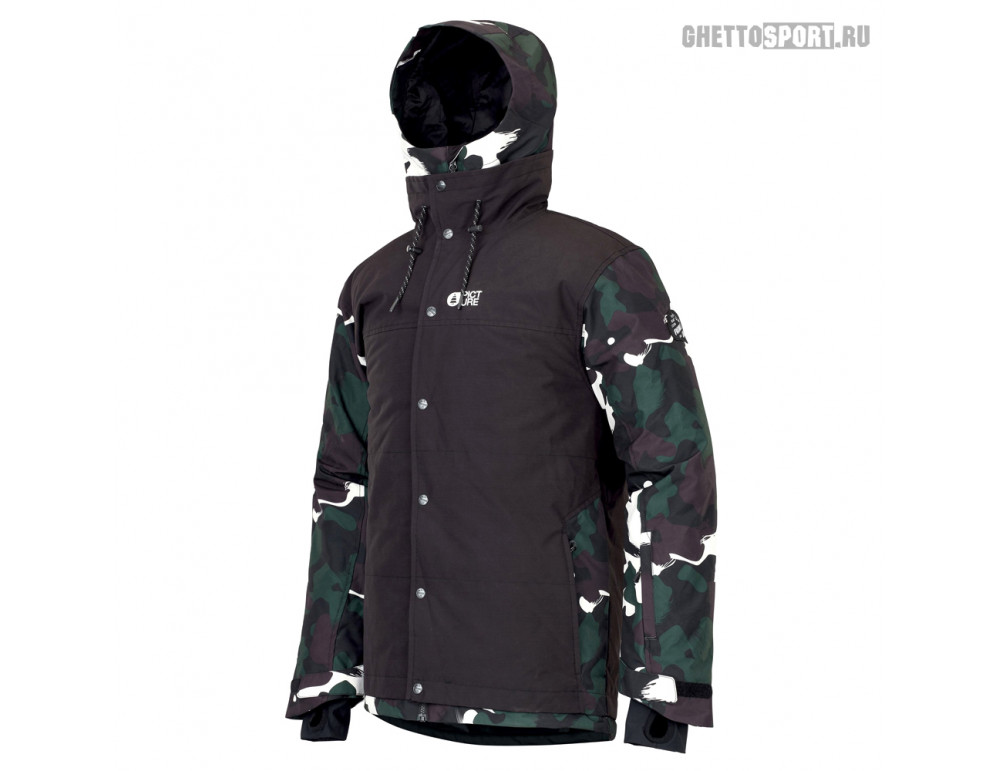 Куртка Picture Organic 2020 Innsbruck Jkt Black L