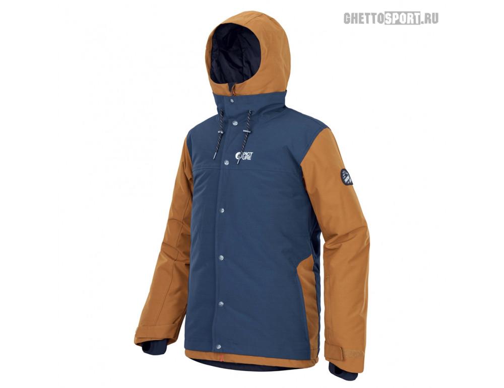 Куртка Picture Organic 2020 Innsbruck Jkt Dark Blue