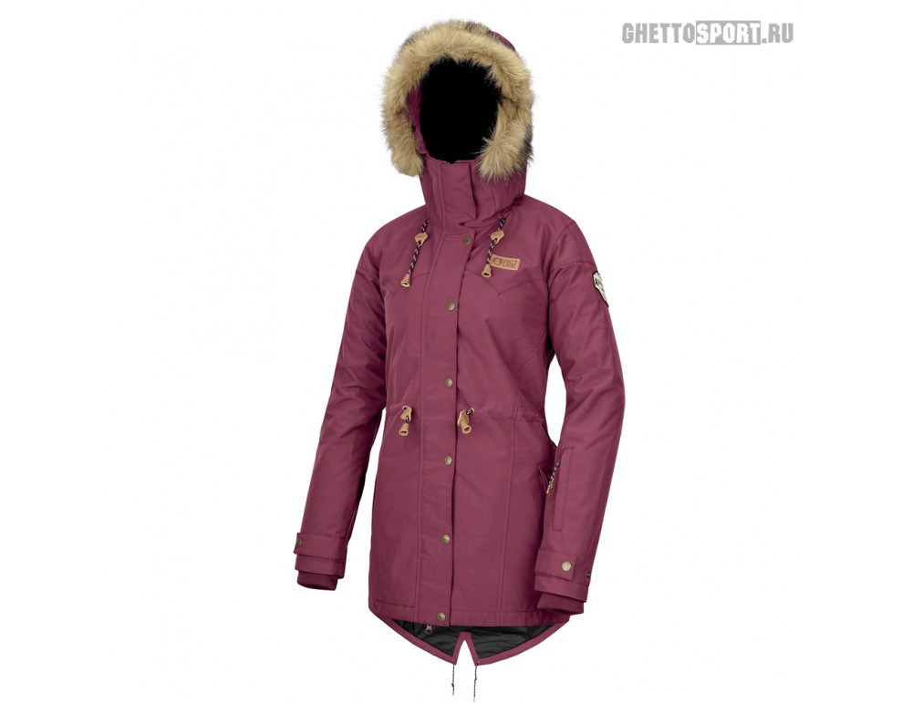 Куртка Picture Organic 2020 Katniss Jkt Burgundy L
