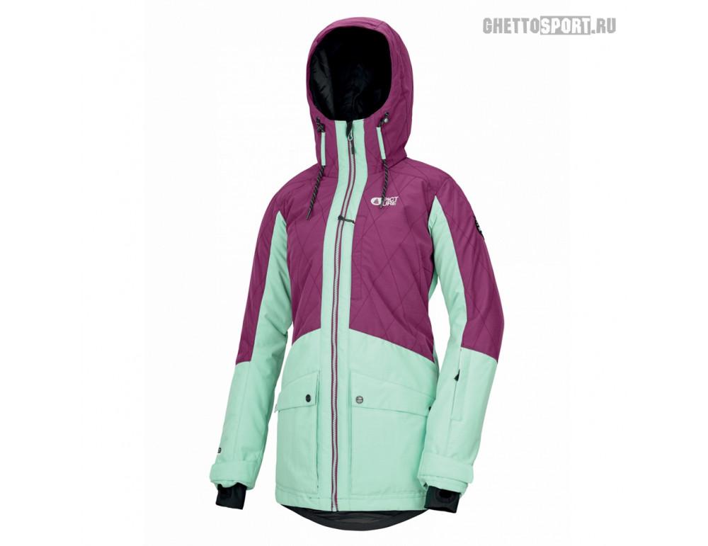 Куртка Picture Organic 2020 Mineral Jkt Raspberry