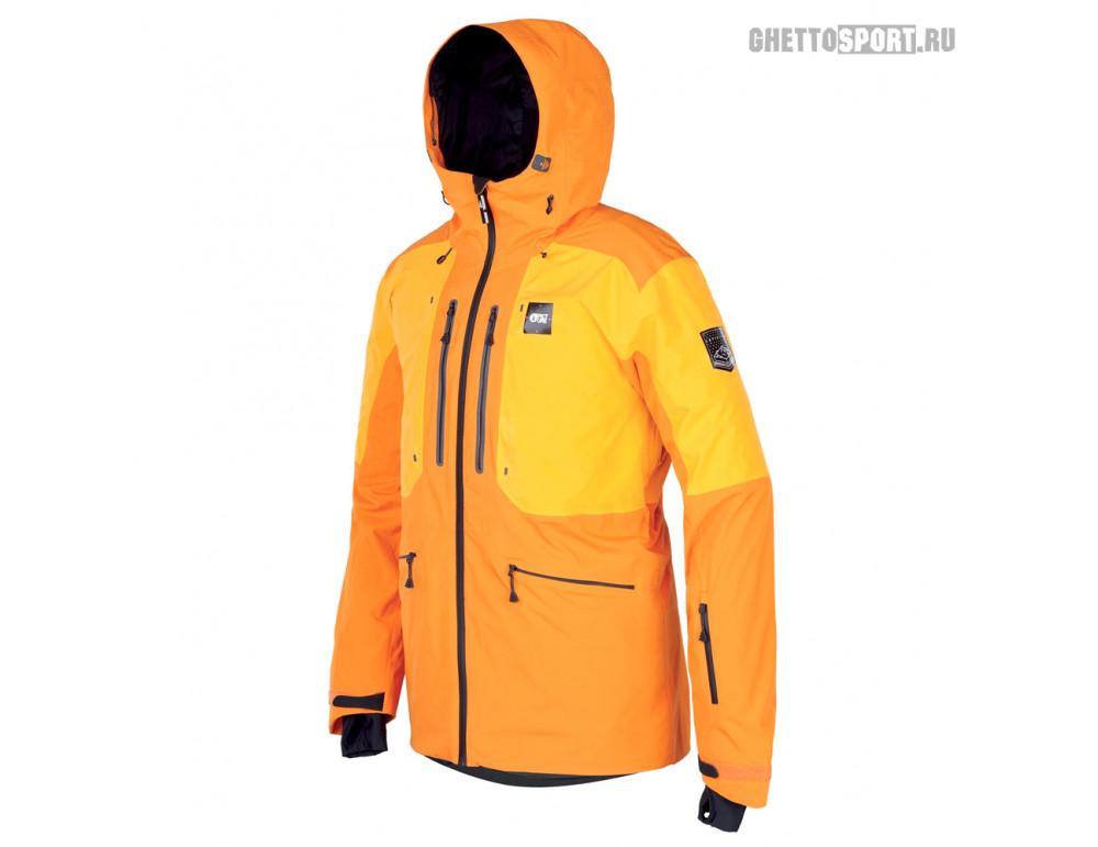 Куртка Picture Organic 2020 Naikoon Jkt Yellow