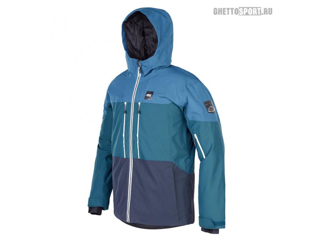 Куртка Picture Organic 2020 Object Jkt Blue