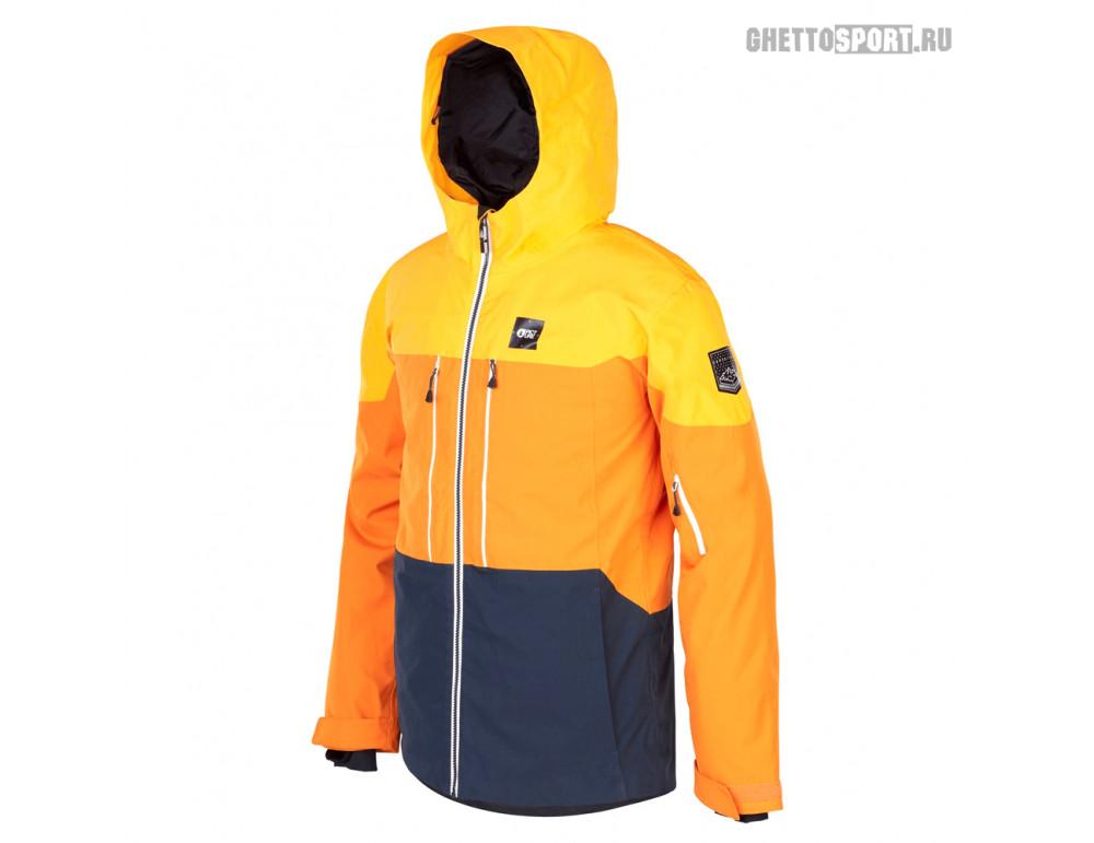 Куртка Picture Organic 2020 Object Jkt Yellow