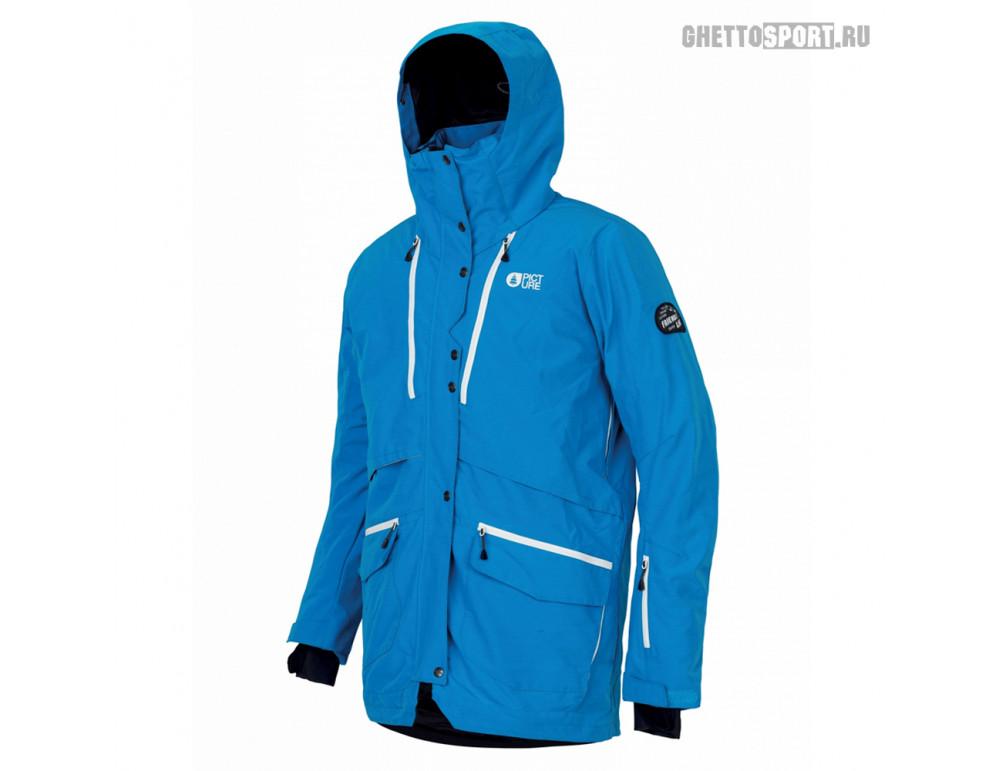 Куртка Picture Organic 2020 Pure Jkt Blue