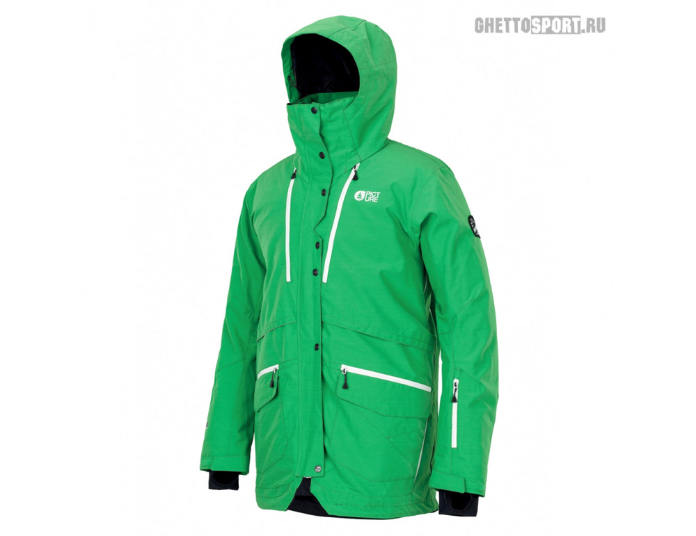 Куртка Picture Organic 2020 Pure Jkt Green