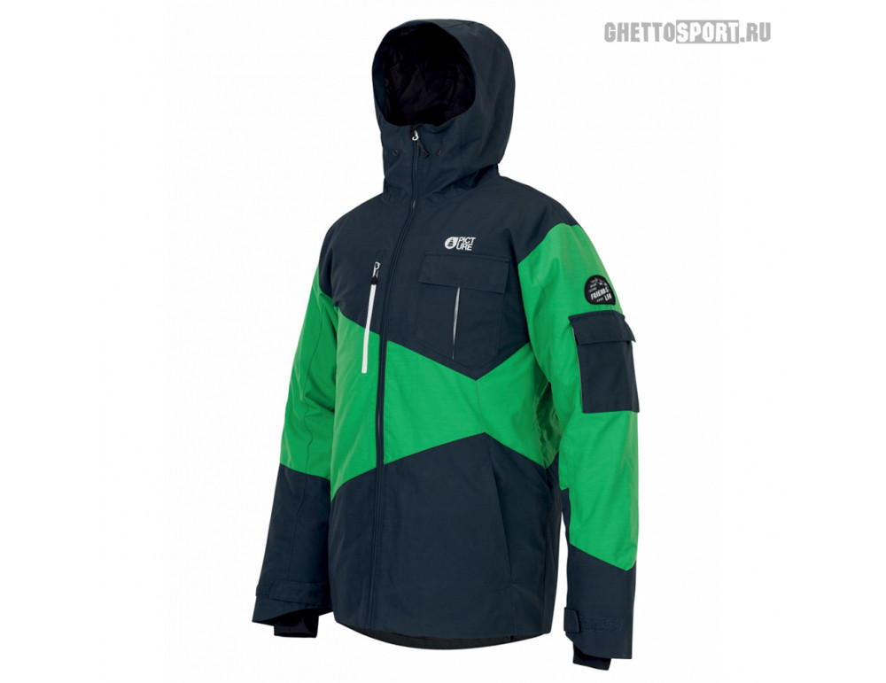 Куртка Picture Organic 2020 Styler Jkt Green