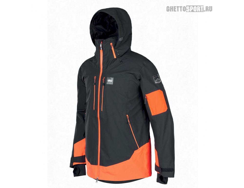 Куртка Picture Organic 2020 Track Jkt Black