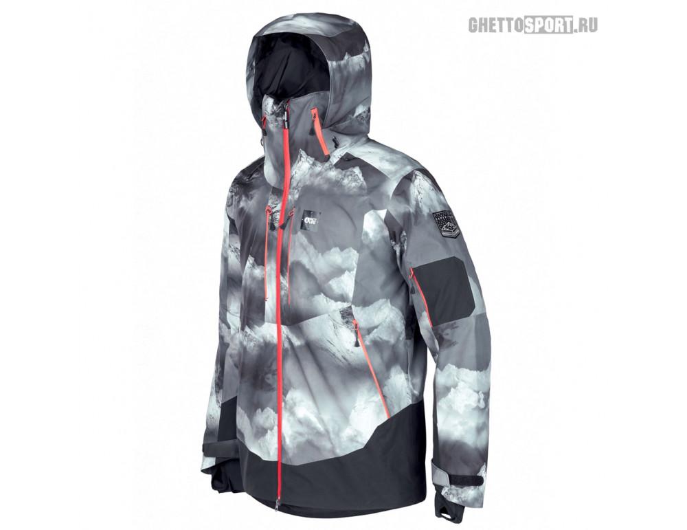 Куртка Picture Organic 2020 Track Jkt Black Aravis Print
