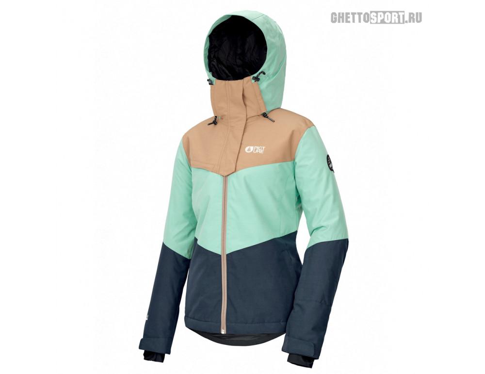 Куртка Picture Organic 2020 Week End Jkt Mint Green M