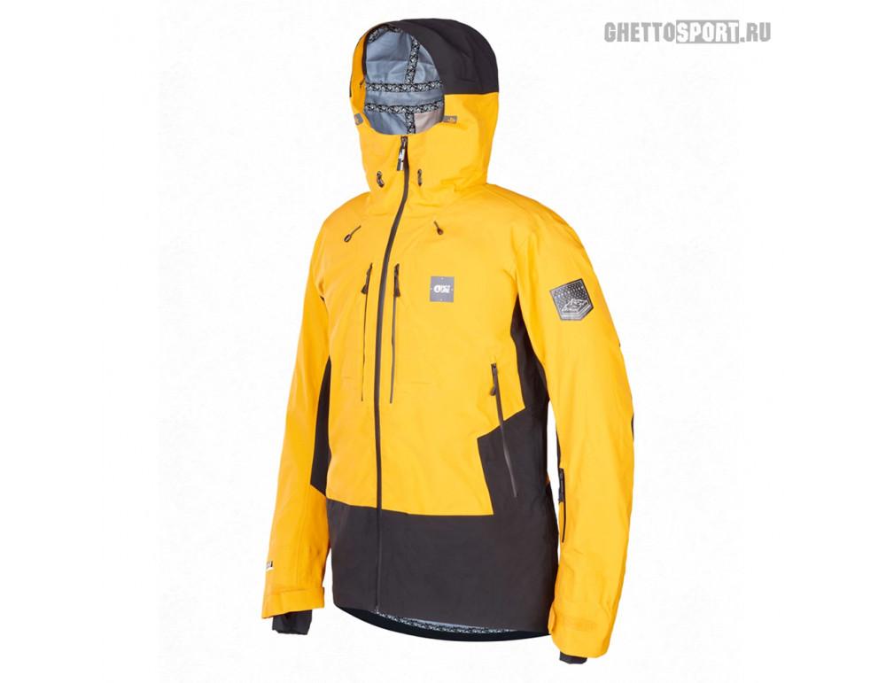 Куртка Picture Organic 2020 Welcome Jkt Yellow XL