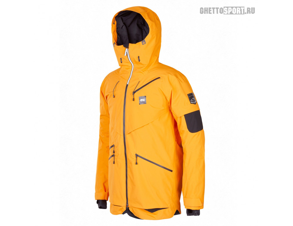 Куртка Picture Organic 2020 Zephir Jkt Gold XXL