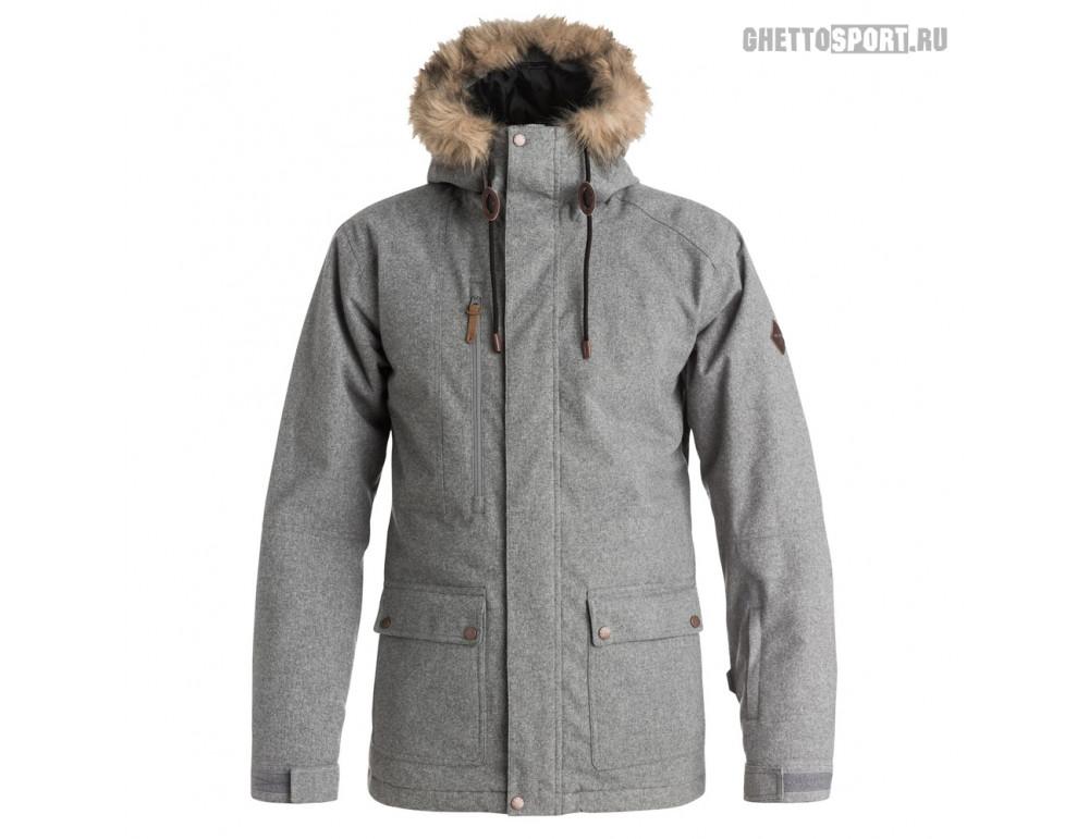 Куртка Quicksilver 2017 Selector Quiet Shade Kzeo XL