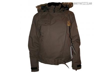 Куртка Rehall 2012 Ambera Dark Brown S