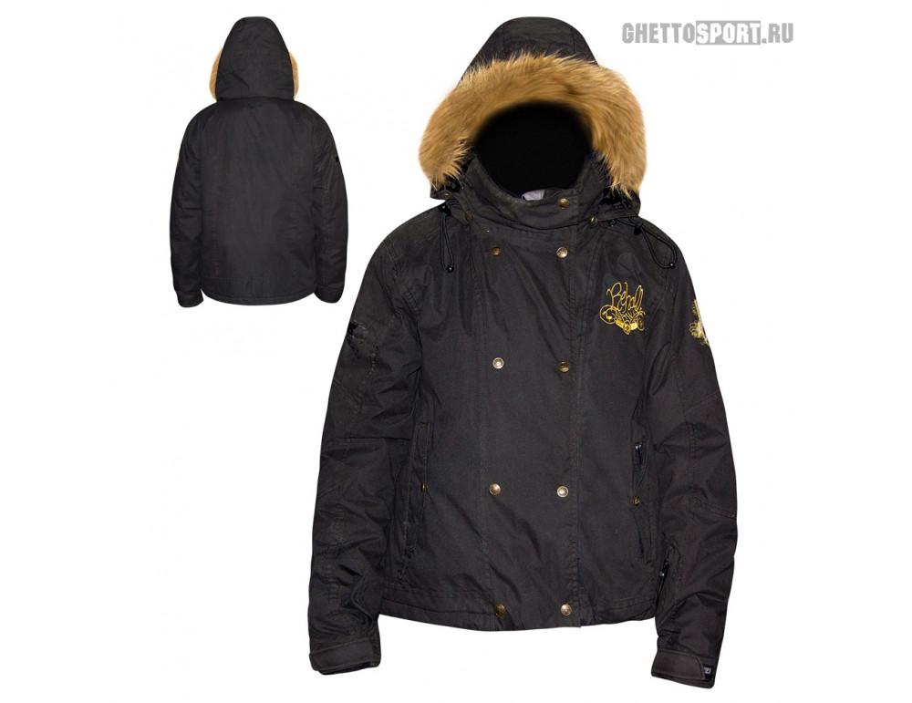Куртка Rehall 2012 Maya Black