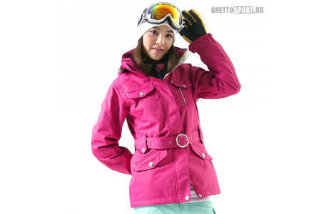 Куртка STL 2010 Cerero Snowboard Jacket Rip Pink S