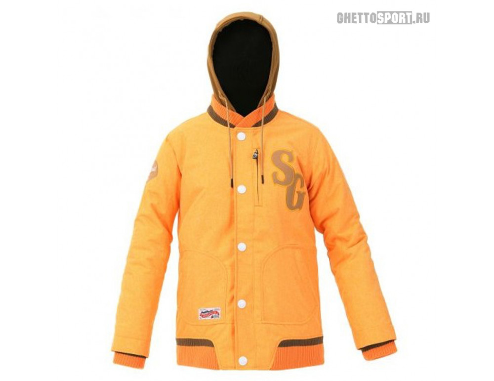 Куртка Sugapoint 2014 Tauvia Canary/Cocoa