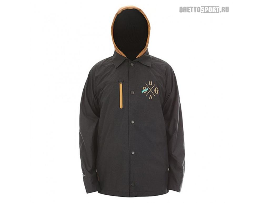 Куртка Sugapoint 2015 Cozy Black XL