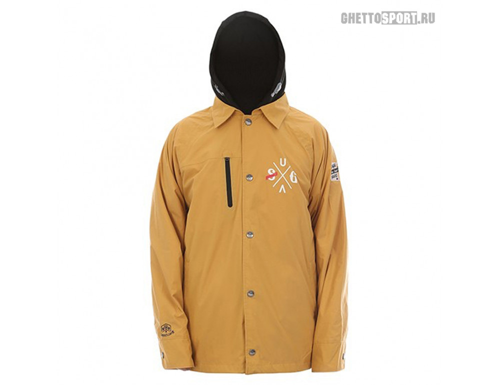Куртка Sugapoint 2015 Cozy Mustard M