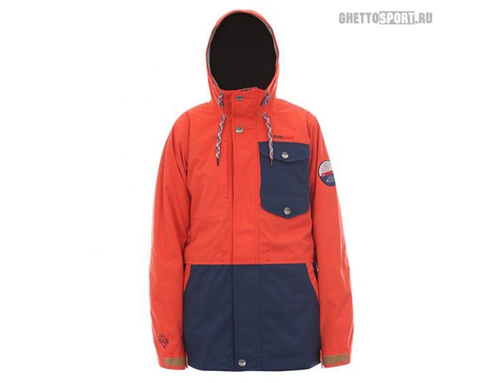 Куртка Sugapoint 2015 Tanoa Persimmon/Navy S