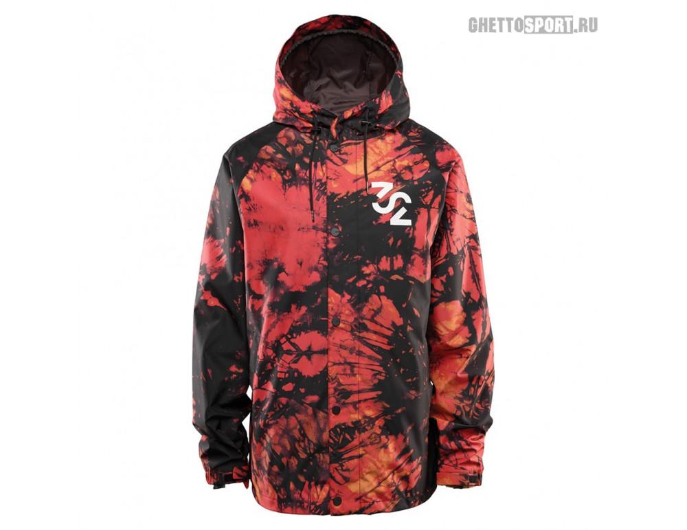 Куртка Thirty Two 2020 Grasser Jacket Red/Black