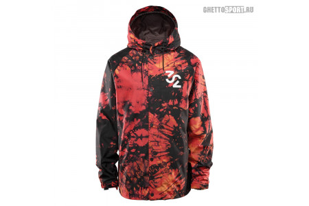 Куртка Thirty Two 2020 Grasser Jacket Red/Black