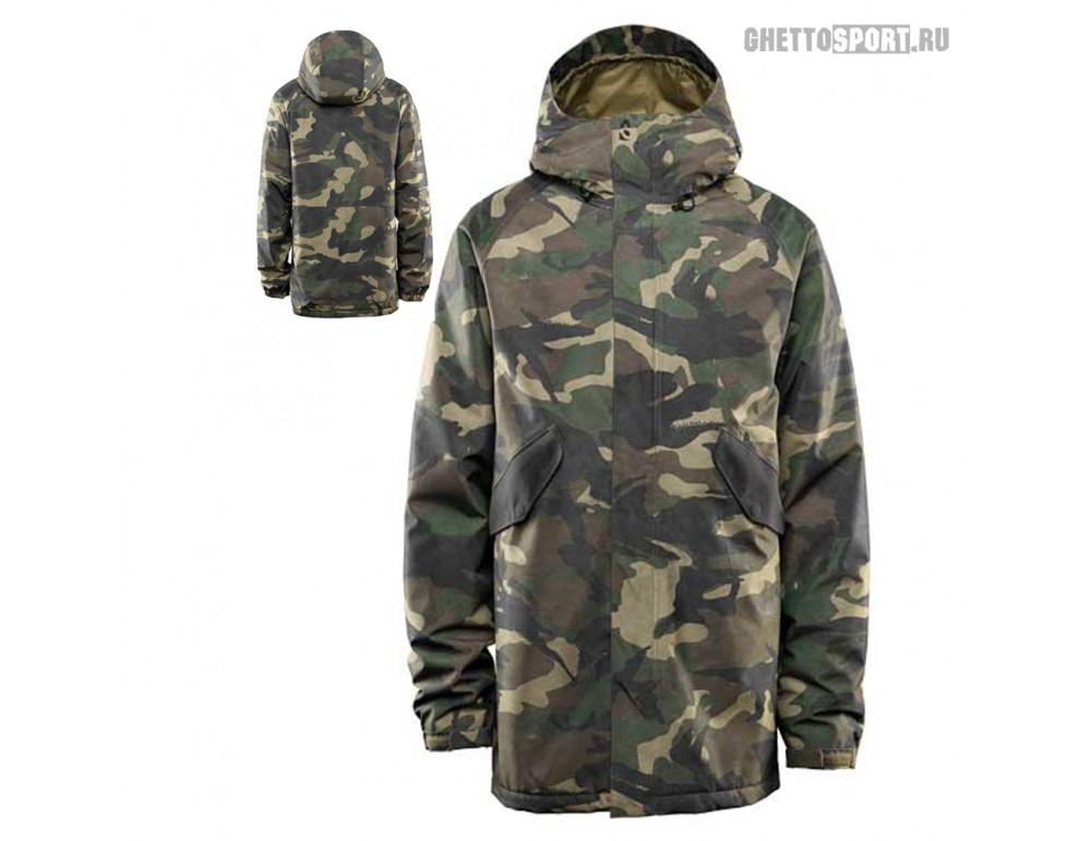 Куртка Thirty Two 2020 Lodger Parka Camo