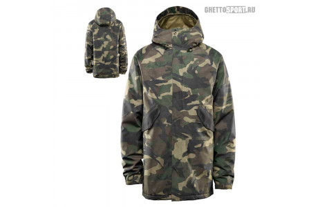 Куртка Thirty Two 2020 Lodger Parka Camo