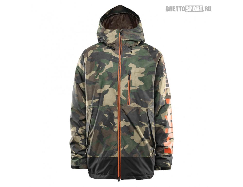 Куртка Thirty Two 2020 Method Jacket Camo
