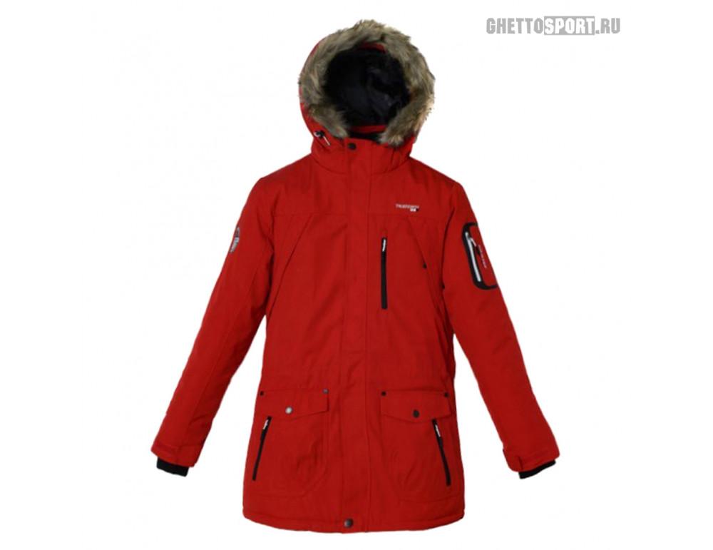 Куртка True North 2014 7 613 125 Red