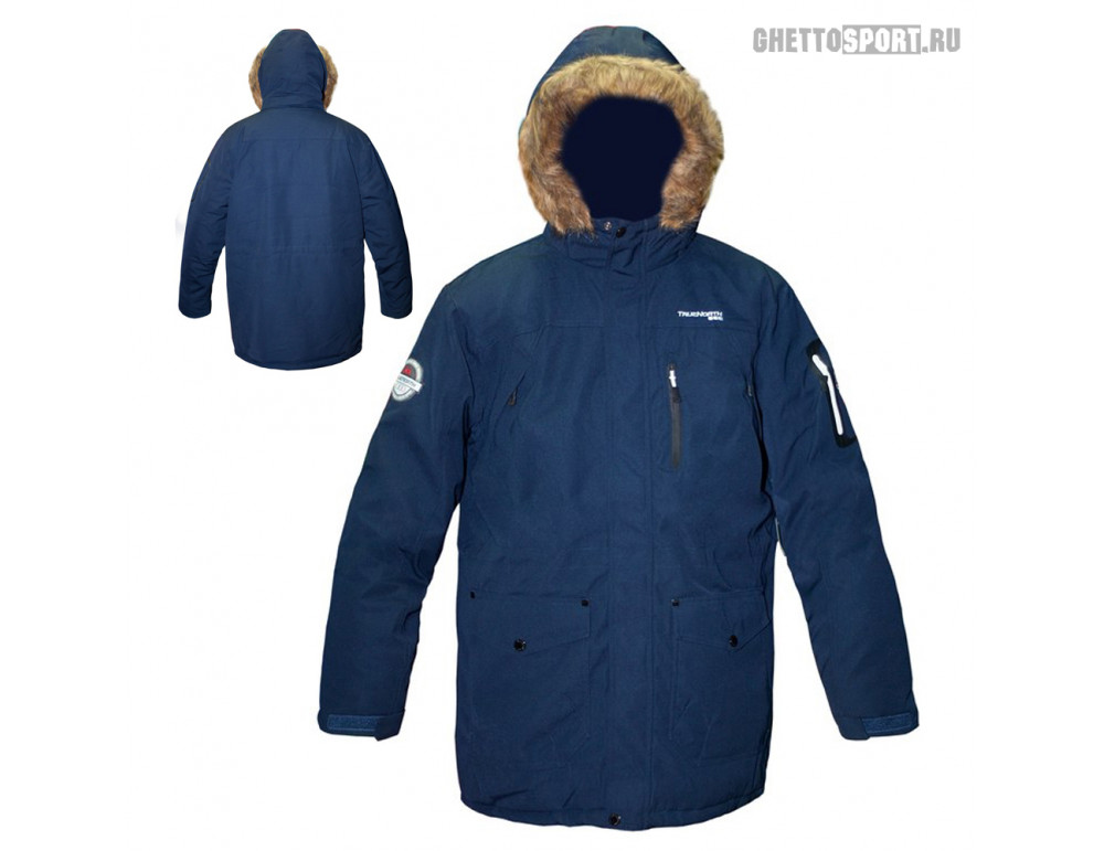 Куртка True North 2015 7 514 121 Navy M
