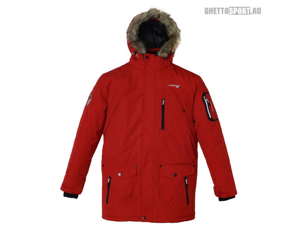 Куртка True North 2015 7 514 121 Red