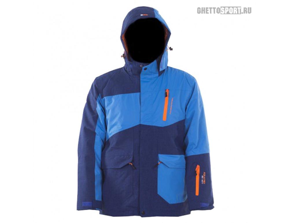 Куртка True North 2015 7 514 204 Blueberry Comb
