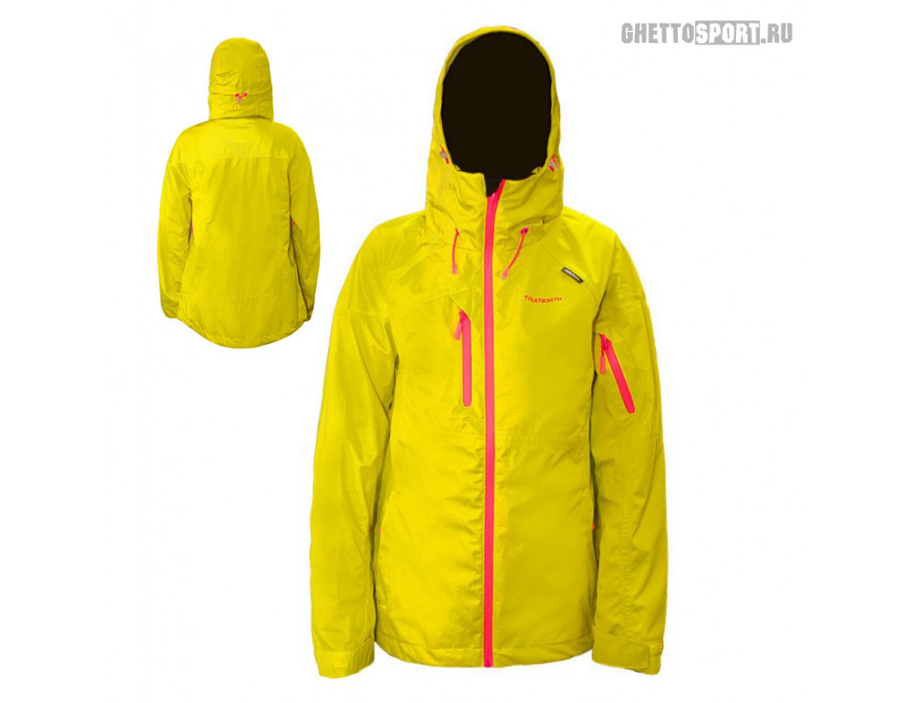 Куртка True North 2015 7 614 410 Yellow