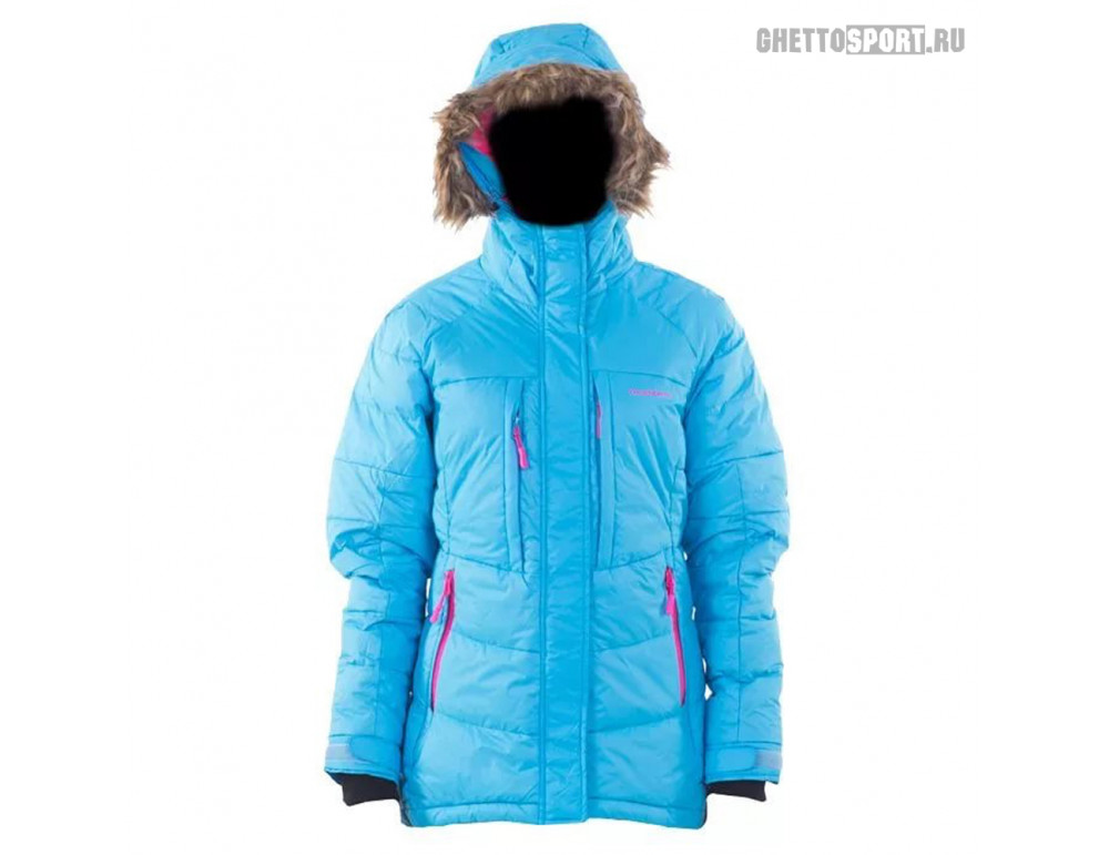Куртка True North 2015 7 614 414 Blue S