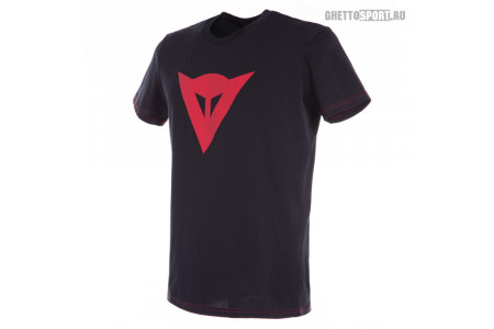 Футболка Dainese 2020 Speed Demon T-Shirt Black/Red M