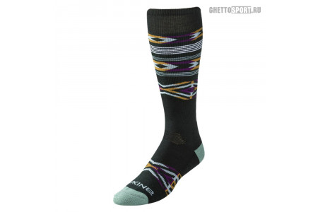 Носки Dakine 2019 Women'S Freeride Sock Zion Black M/L