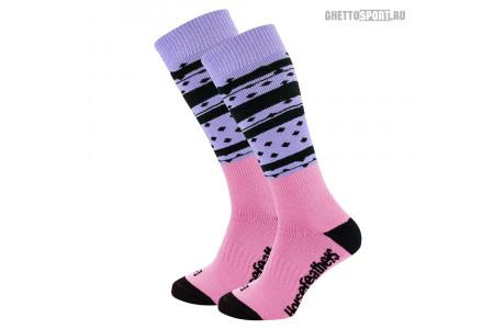 Носки Horsefeathers 2019 Asha Thermolite Socks Lilac