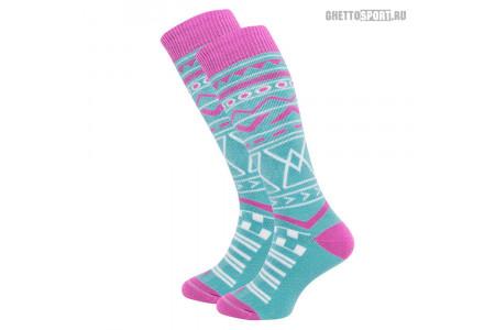 Носки Horsefeathers 2020 Riven Socks Bluebird