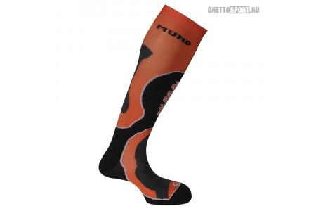 Носки Mund 2020 Freeride Black/Orange RLZ