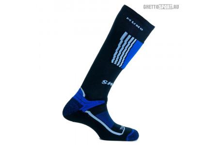 Носки Mund 2019 Snowboard Black/Blue
