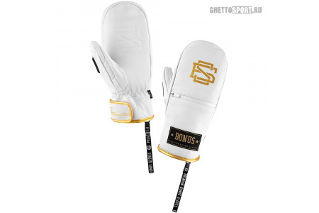 Варежки Bonus Gloves 2020 Pro (Limited Edition) White M