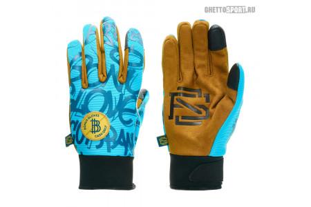 Перчатки Bonus Gloves 2019 Spring Gloves Blue L/XL