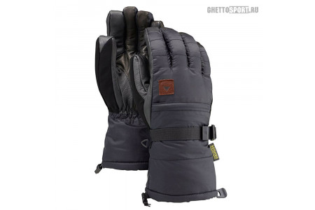Перчатки Burton 2016 Mb Warmest Glove True Black M