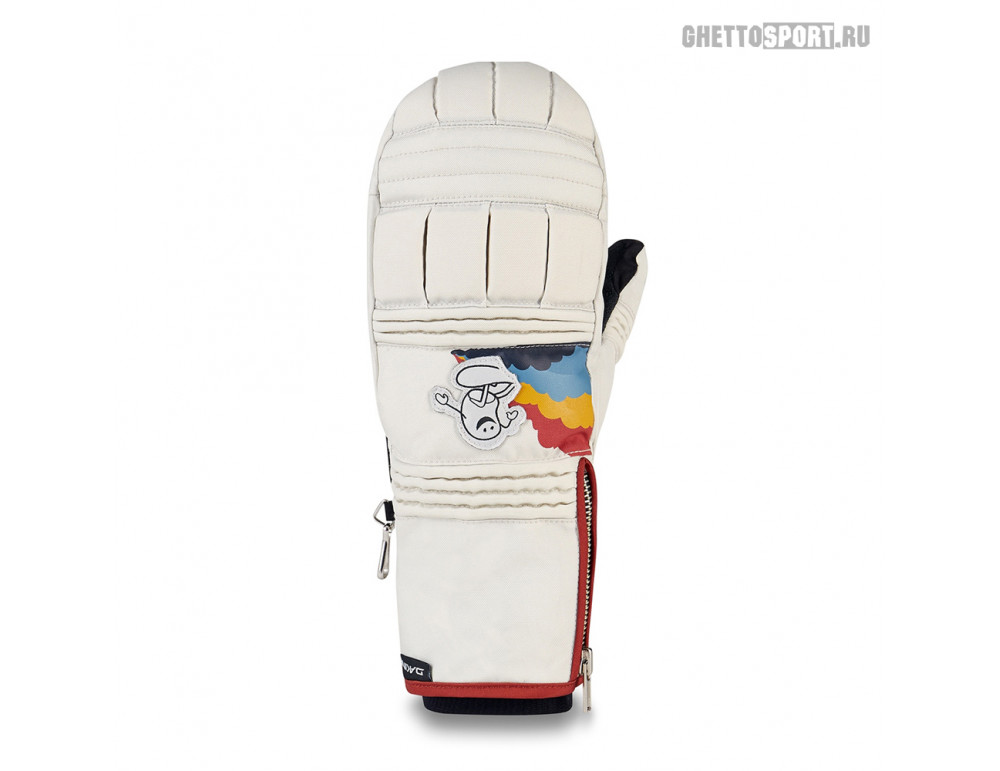 Варежки Dakine 2020 Pointer Mitt Hcsc Rainbow