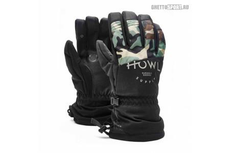 Перчатки Howl 2018 Team Glove Black